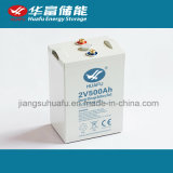 High Quality 2volt Rechargeable 2V500ah Lead Acid Storage Battery