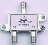 2way Indoor CATV Splitter (SHJ-H102S)