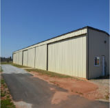 Steel Prefabricated Metal Warehouse Building with ISO 9001
