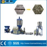 Double Extruder EPS XPS Recycling Granulator