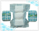 Soft Cotton Disposable Baby Diapers with Good Quality (LD-B11)