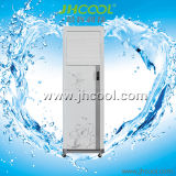 Garden Floor Standing Evaporative Air Cooler with LED Panel