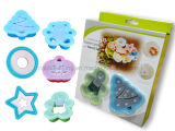 Bakers Cookie Cutter and Stencil Set (DF0586)