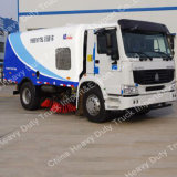 4X2 Light Road Sweeping Truck/ HOWO Sweeper Truck with High Quality