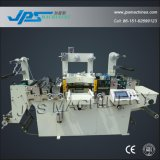 Label Roll to Sheet Die Cutter Machine with Lamination+Sheeting