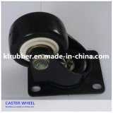 "3""-6"" PU Caster Wheel with Roller Bearing"