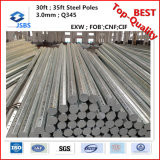Philippines Nea Octagonal Electrical Steel Pole
