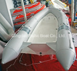 FRP Heavy Duty Inflatable High Quality Fishing Boat 420 Ce