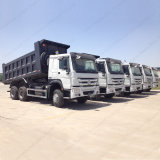 China Exported Sinotruk HOWO Euro 2 Tipper Truck Dumper Truck