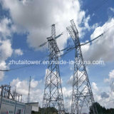 Zhutai Brand Steel Transmission Tower