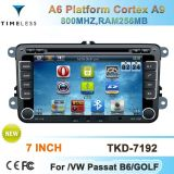 2 DIN Car DVD with GPS, RDS, 3G, DVB-T (TKD-7192)