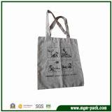 Simple Design Unisex Popular Soft Canvas Handbag