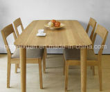 Solid Wooden Dining Table Living Room Furniture (M-X2401)