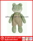 Hot Selling Plush Frog Toy with Soft Filling
