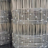 High Tensile Steel Galvanized Fixed Knot Woven Tightlock Field Fence