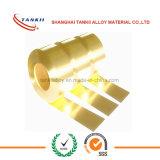 Pure copper alloy coil Brass stirp c2200/c2600/c2680