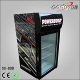 Single Door Mini Refrigerator Showcase (SC80B)