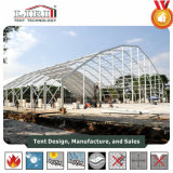 2000 People Big Transparent Polygon Event Tent for Weddings and Parties