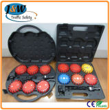 Multifunctional Safety Warning Lights with CE, LED Road Flare