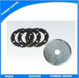 Round Circular Blade with Teflon Coating