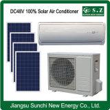 DC48V off-Grid Air Conditioner 100% Solar Power Energy