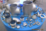 Seamless Stainless/Carbon Steel Tube Fittings Elbow