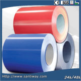 CRC Color Coated Galvanized Steel Coil (SC-004)
