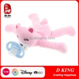 Colorful Pacifier with Plush Toy for Newborn Kids