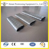 Cnm Prestressed Flat Ducts for 12.7mm Prestressed Strand