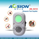 Ultrasonic Mice Repeller with Night Light (AN-A318)