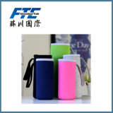 Outdoor Advertising Logo Branded Insulated Beer Bottle Cooler
