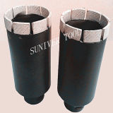 Diamond Core Bit for Drilling Granite (SUDCB)
