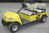4 Seater Indoor Shuttle Golf Car with No Roof