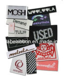 Custom High Quality Woven Label for Garment