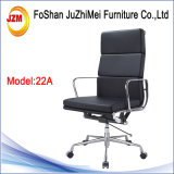 New Swivel Luxury High Back Recliling Manage Office Chair