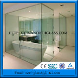 4-19mm Clear Tempered Toughened Glass
