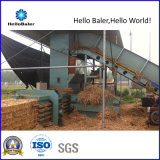 High Capacity Automatic Straw Baler for Biomass Plant