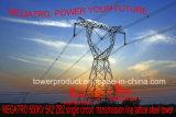 Megatro 500kv 5A2 Zb2 Single Circuit Transmission Tower