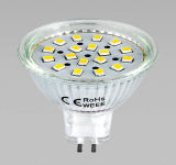 MR16 18PC2835SMD Spotlight Lamp for House