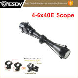 Esdy 4-16X40e Optics Hunting Rifle Scope for Airsoft Military