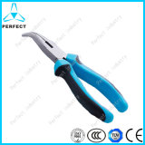 """VDE Approved 160mm (6"""") Bent Needle Nose Plier"""