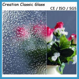 3mm Clear Mistlite Patterned Glass Figured Glass
