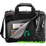 PVC&PU Function Laptop Bag for Computer Messenger Sh-6255