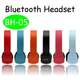 Wireless Bluetooth Stereo Headphone with 10meters Bluetooth Distance (BH-05)
