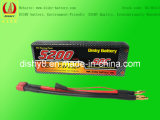 Lipo RC Battery 7.4V 5200mAh 60c RC Helicopter Battery