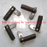 Safe Scaffolding Steel Lock Pin for Frame Scaffolding
