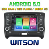 Witson Eight Core Android 6.0 Car DVD for Audi Tt 2006-2014