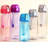 Customized New Product Protein Shaker PE Water Bottle with Strainer