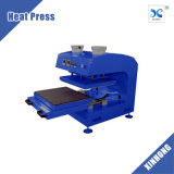 high pressure dual heating pneumatic heat rosin press