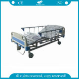 10-Part Steel Bedboards Hospital Bed for Home (AG-BMS002)